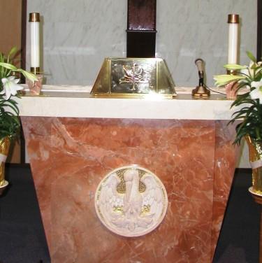1962 altar