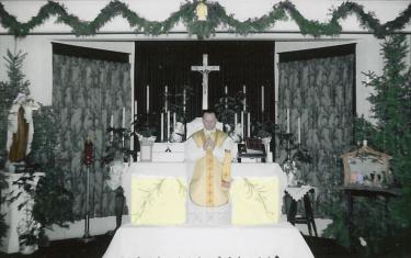 First Chapel 1950