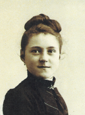 St. Therese at age 15