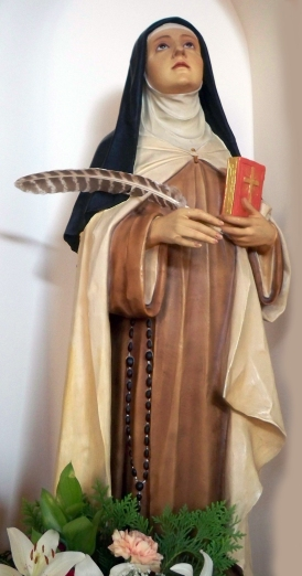 Our Holy Mother St. Teresa