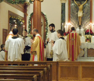 Schedule for Holy Mass and other events | Carmelite